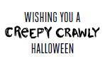 5421B - creepy crawly