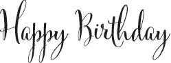 5459f - happy birthday