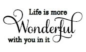 5465c - life is more wonderful