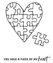 5551e - heart puzzle combo