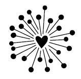 5556c - sparkly heart