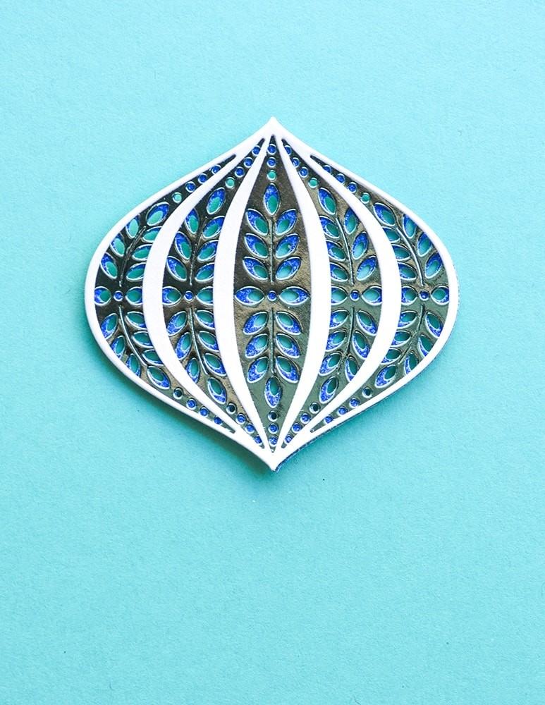 Birch Press Marisol Ornament Layer Set 56114