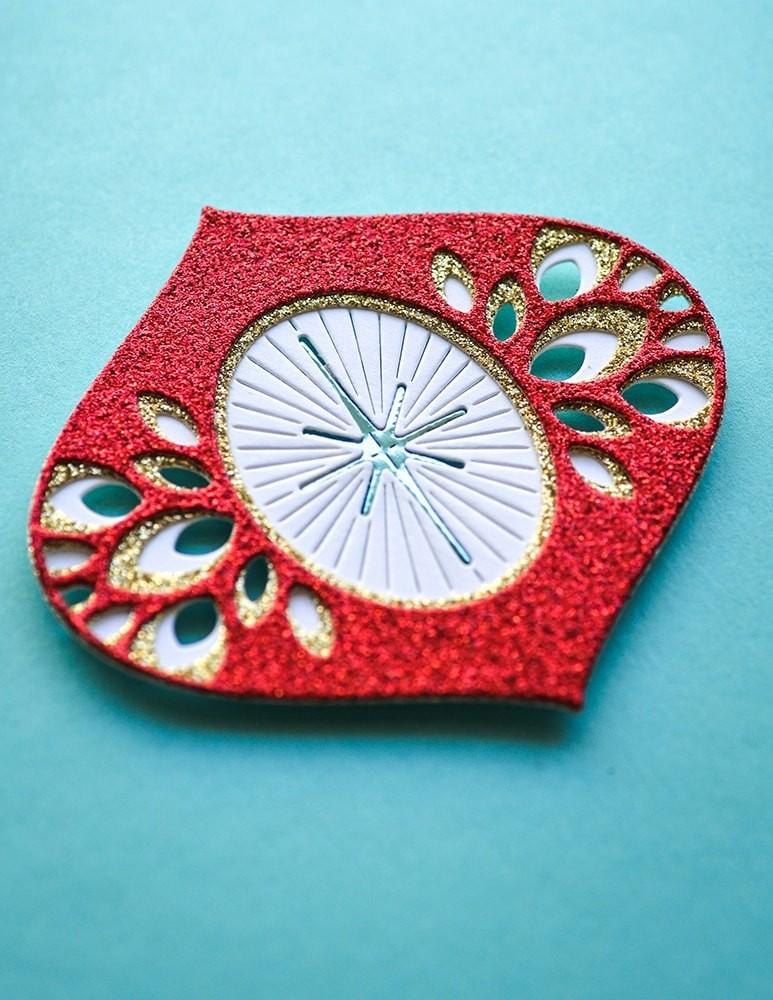 Birch Press Twinkle Ornament Layer Set 56116