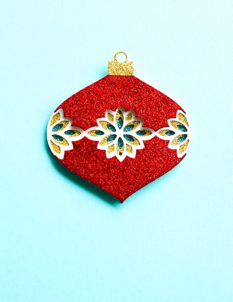 Birch Press Flicker Ornament Layer Set 56117