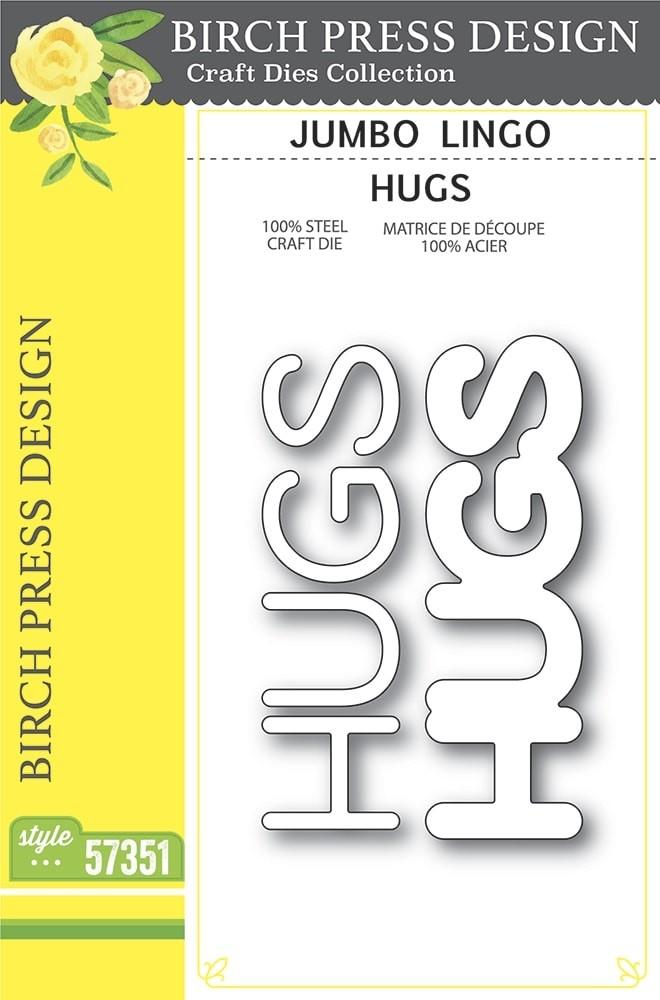 Birch Press Jumbo Lingo Hugs 57351