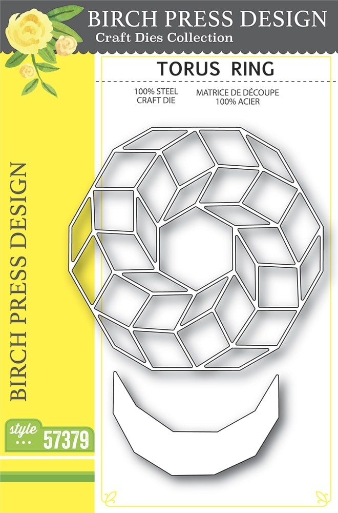 Birch Press Torus Ring 57379