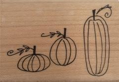 Pumpkin Trio 698F