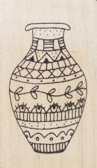 Rubbermoon Plorera vase 7197G