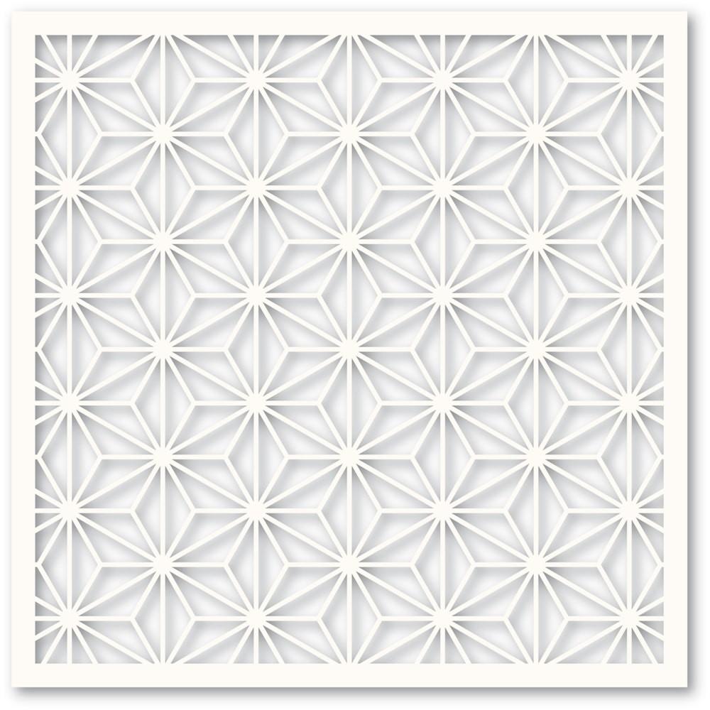 Fractal Diamond Stencil