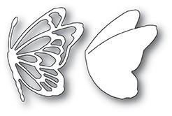 Memory Box Flitter Side Butterfly 94002