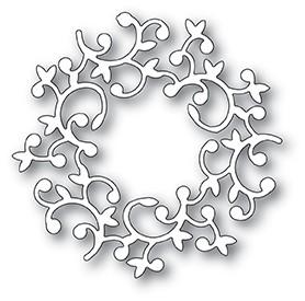 Memory Box Hutton Wreath 94008