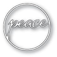 Memory Box Peace Circle Die 94027