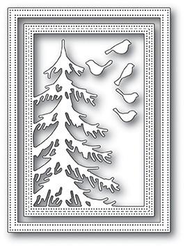 Memory Box Delicate Pine Frame 94031