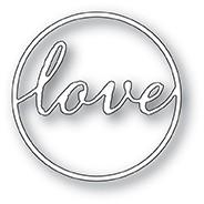 Memory Box Love Circle Die 94052
