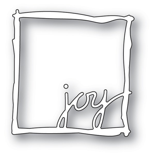 Memory Box Joy Journal Frame craft die 94094