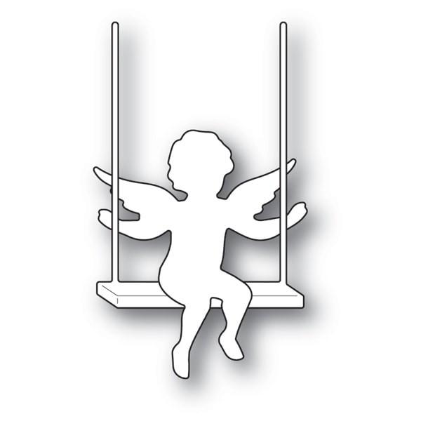 Memory Box Cupid with Swing Die 94103
