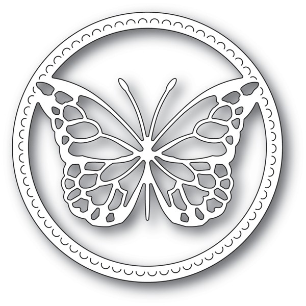 Memory box Delicate Butterfly 94220