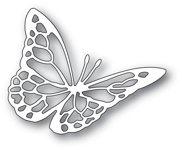 Memory Box Floating Butterfly 94221