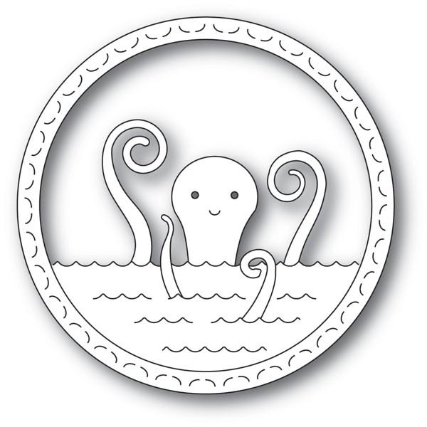Memory Box Happy Octopus Die 94227