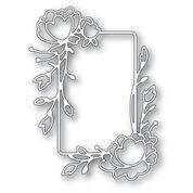 Memory Box Rose Flower Frame Die 94247