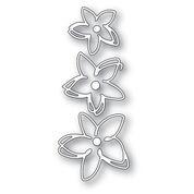 Memory Box Sketch Blooms Die 94250