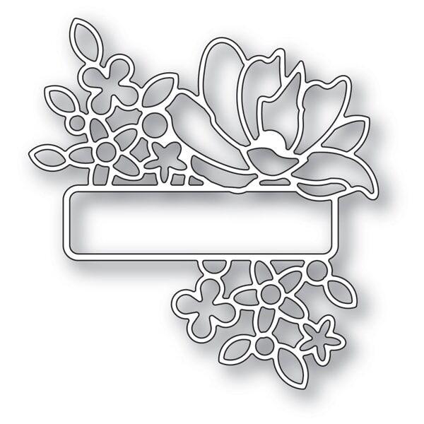 SALE - Memory Box Antique Garden Label 94259