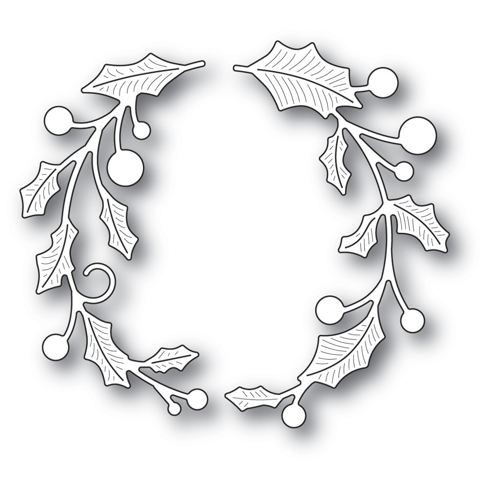 Memory Box Holly Double Arch 94307