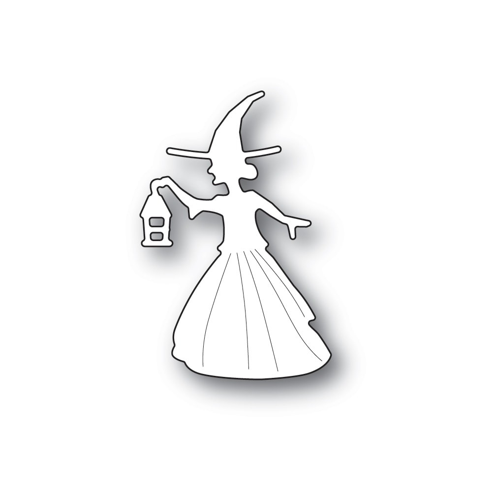 Memory Box Lantern Witch Die 94323