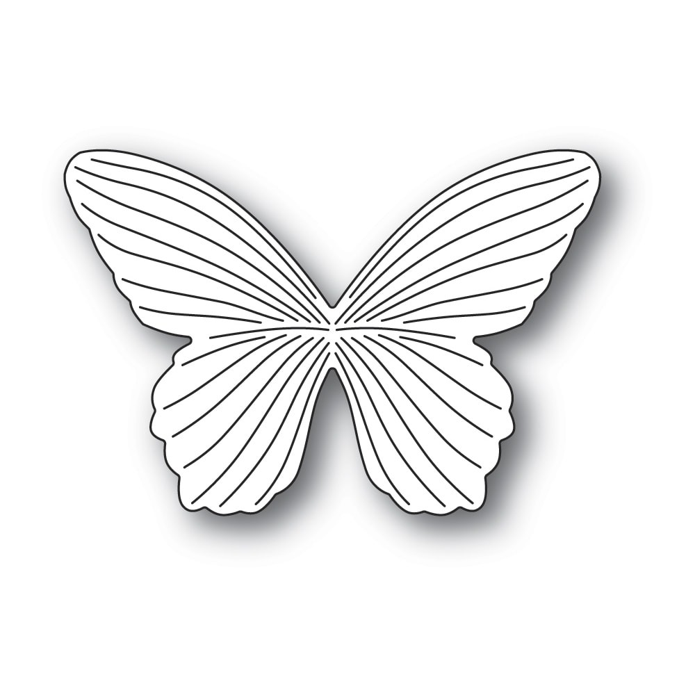 Memory Box Dreamy Butterfly craft die 94385