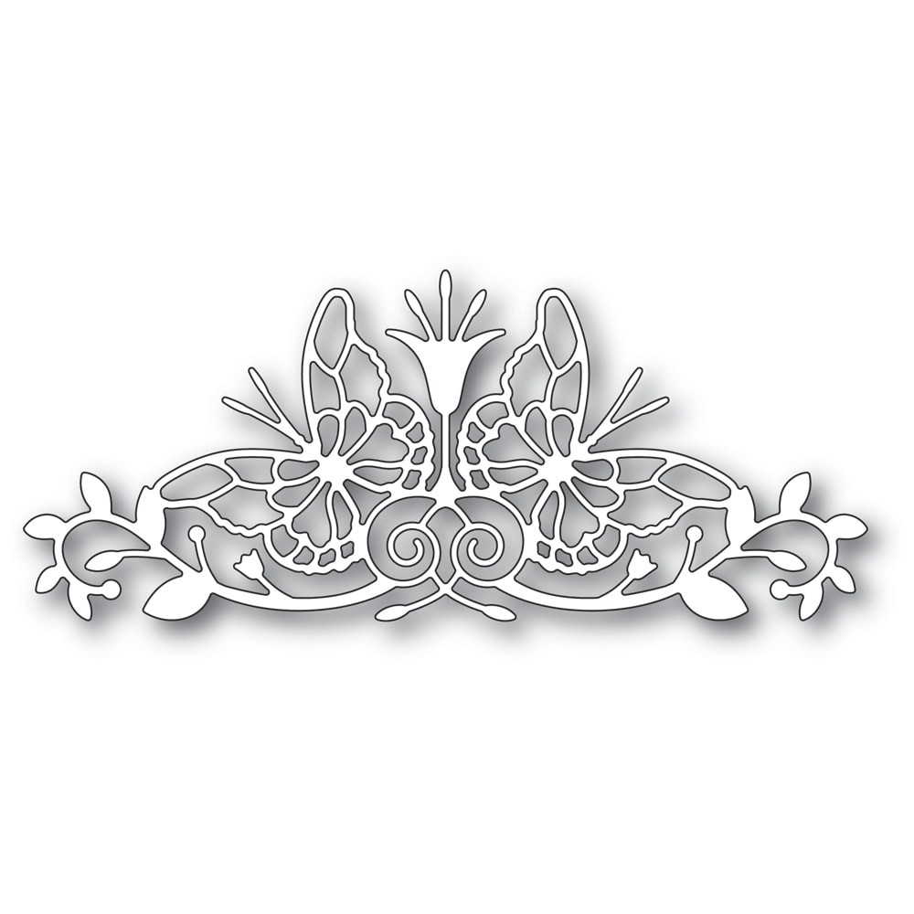 Memory Box Sofia Butterfly Border 94413