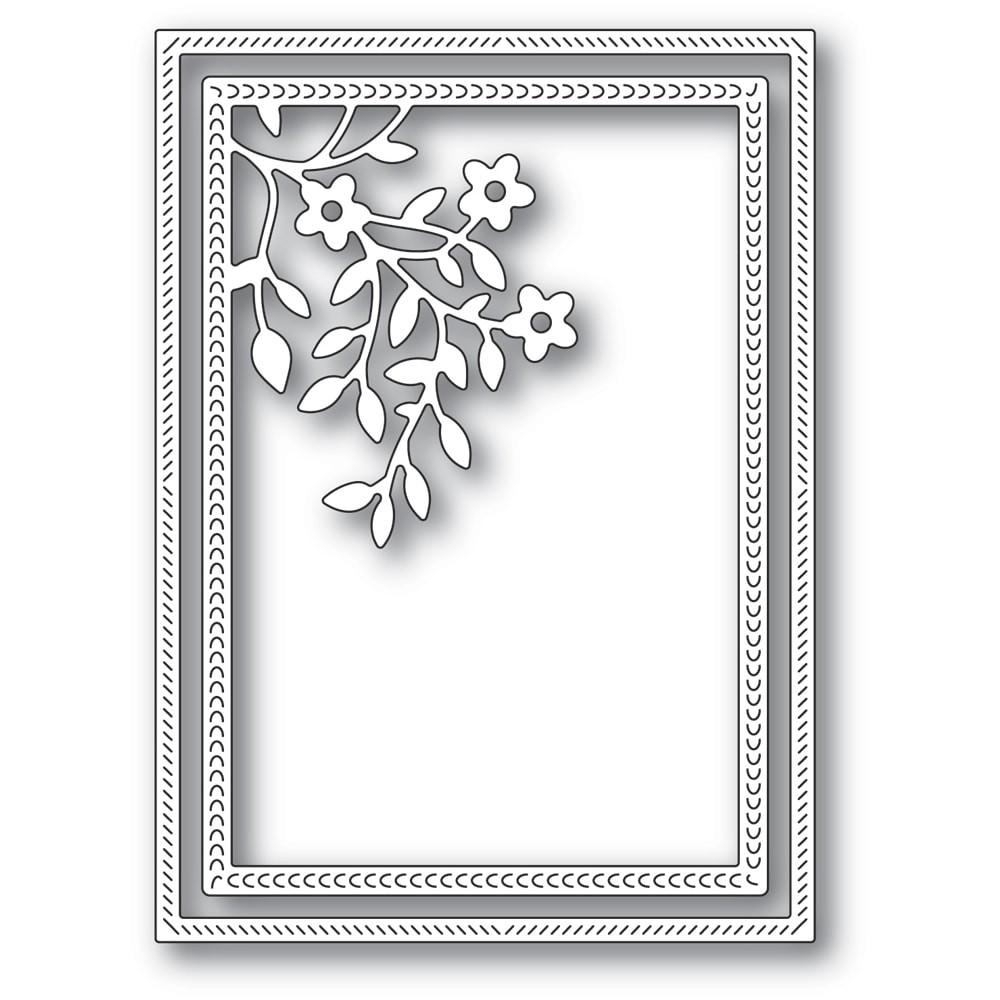Memory Box Cherry Blossom Frame 94427