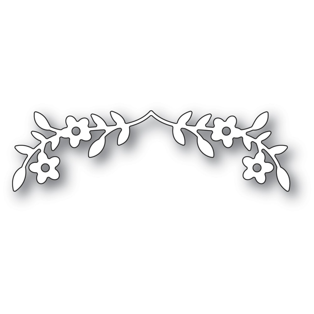 Memory Box Cherry Blossom Bracket 94433
