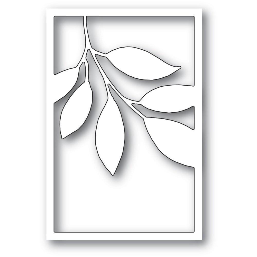Memory Box Verdant Leaf Collage 94525