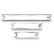 Memory Box Banner Sentiment Trio 94580