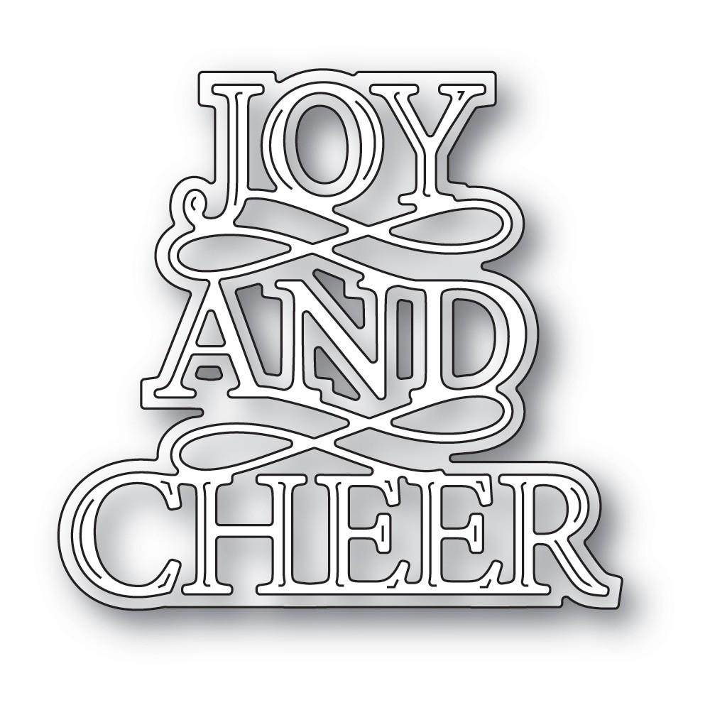 Memory Box Joy and Cheer 94590