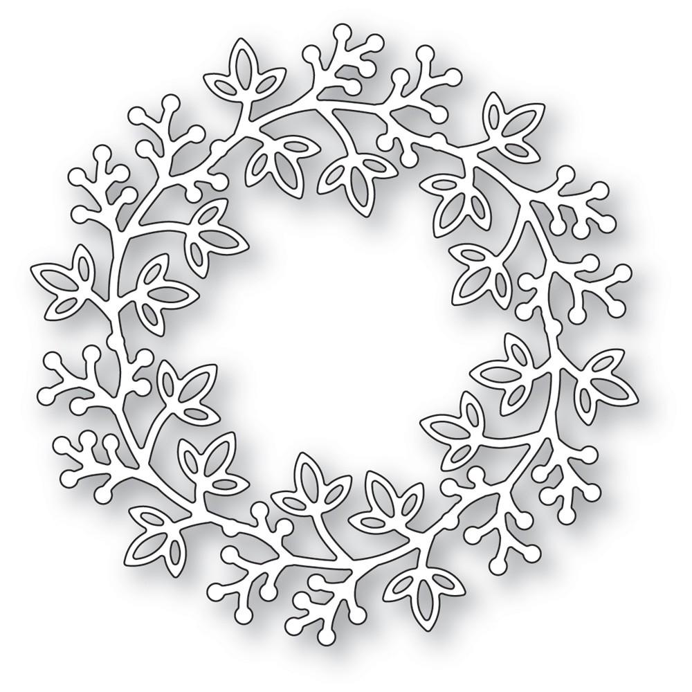 Memory Box Florentina Wreath 94592