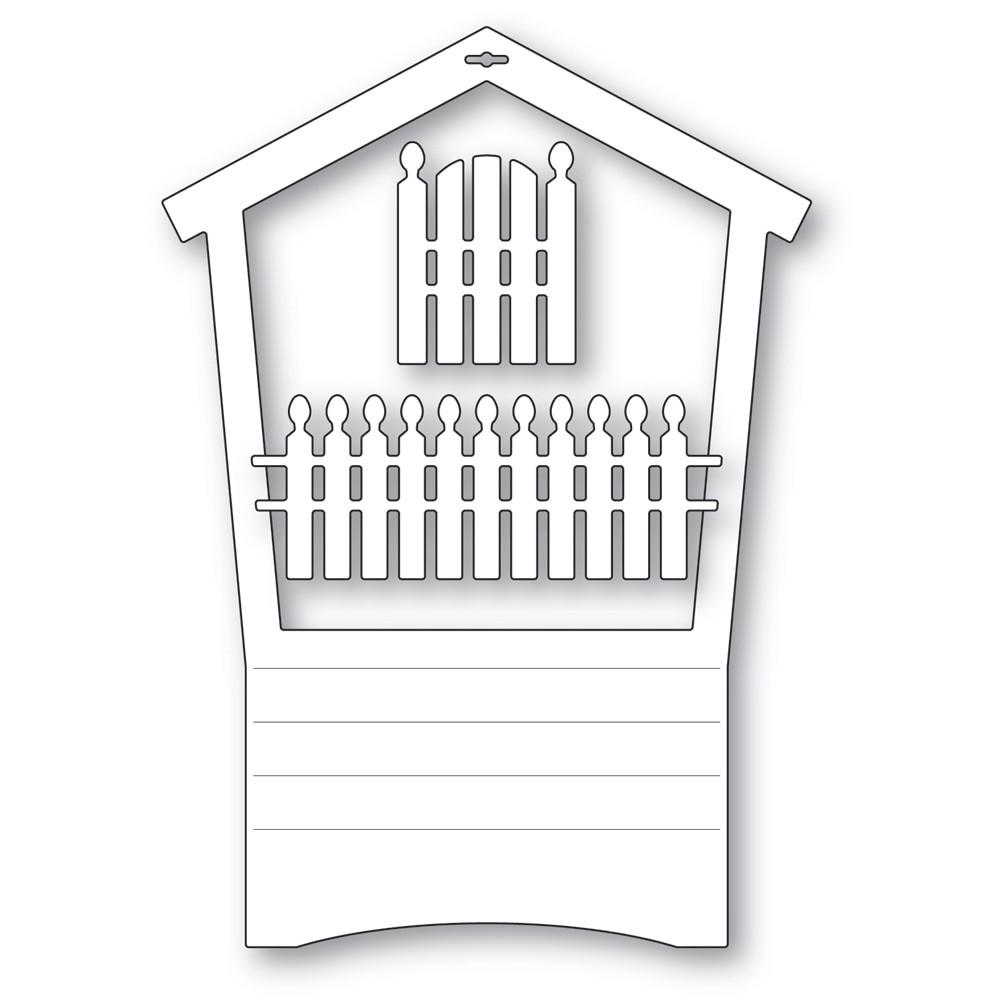 Memory Box House Frame 94601
