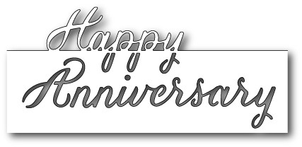Grand Happy Anniversary Script (99205)