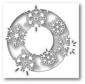SALE - Memory Box Snowflake Lens craft die 99812