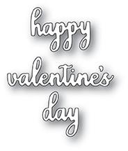 Sentimental Happy Valentine's Day Die 99925