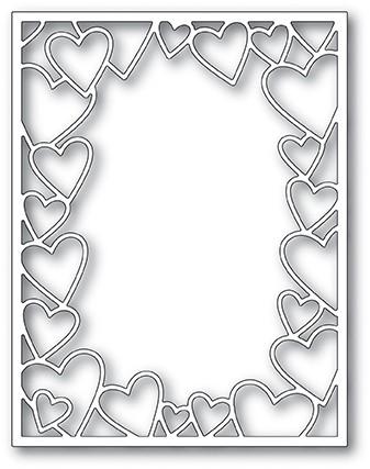 Heart Frame die 99937