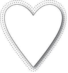 Pinpoint Heart die 99950