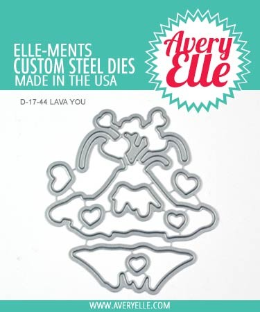Avery Elle Die: Lava You Elle-ments