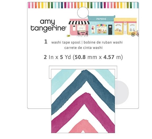 Slice of Life Wide Washi Tape by Amy Tangerine