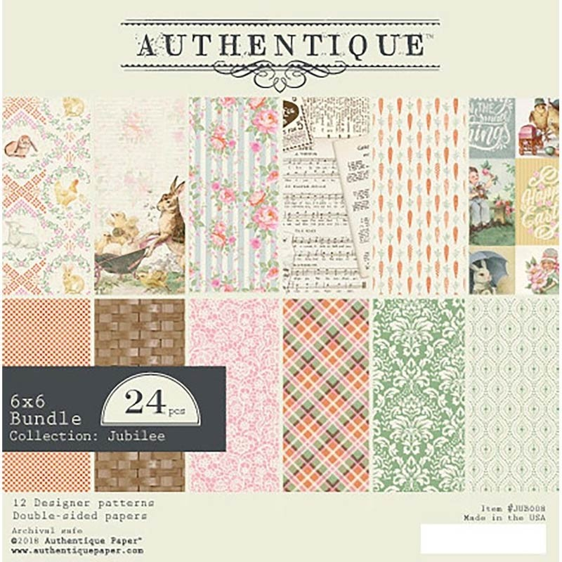 Authentique Jubilee Paper Pack