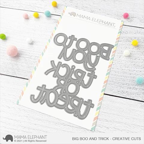 Big Boo and Trick - Creative Cuts