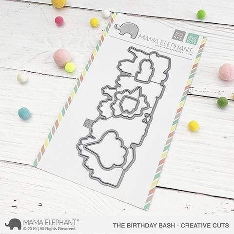 Mama Elephant The Birthday Bash Dies
