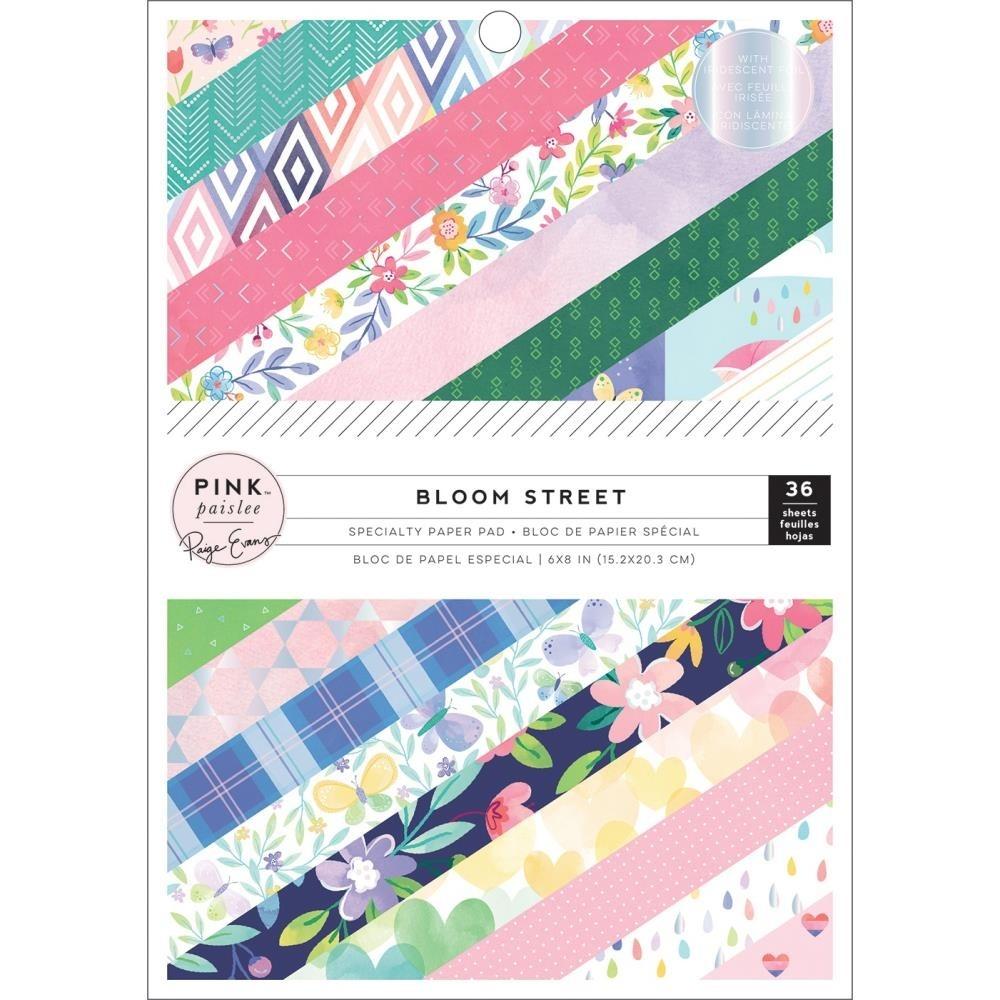 Bloom Street Paper Pad