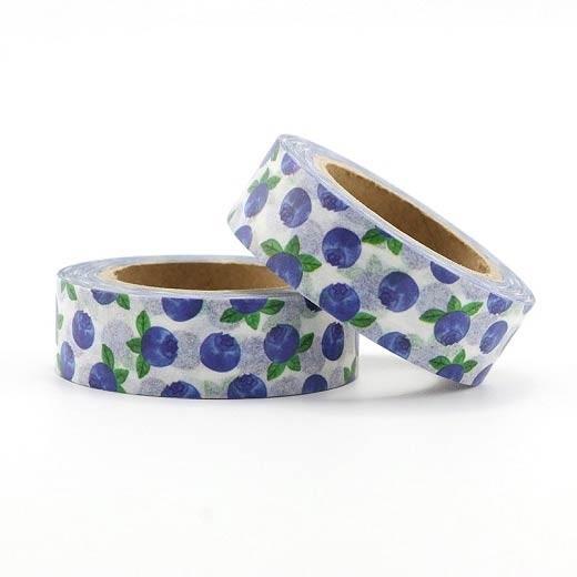 Blueberry Washi Tape