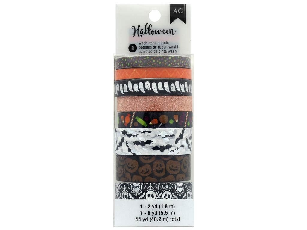 Halloween Washi Tape Set